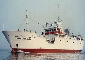 "Cargo Passenger 200 DWT ""KM. Papua Empat"""