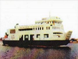 Ferry Ro-Ro 500 GRT
