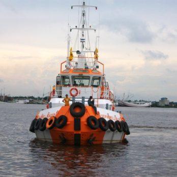 SERVEWELL EAGER – 24M TUG BOAT